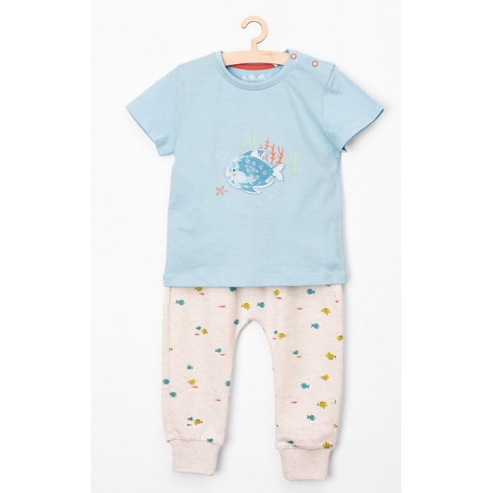 Купить Комплекты детской одежды, 5.10.15 Комплект (футболка, брюки) для мальчиков 5P3804