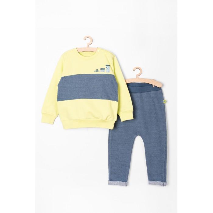 Купить Комплекты детской одежды, 5.10.15 Комплект свитшот и брюки для мальчиков 5P3902