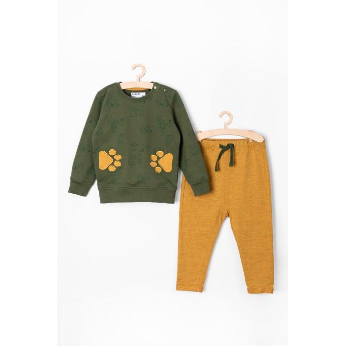 Купить Комплекты детской одежды, 5.10.15 Комплект свитшот и брюки для мальчиков 5P3904