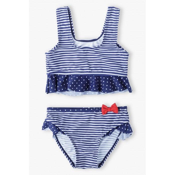 купальники happy baby купальник двухпредметный для девочки Купальники 5.10.15 Купальник для девочки 3X4024