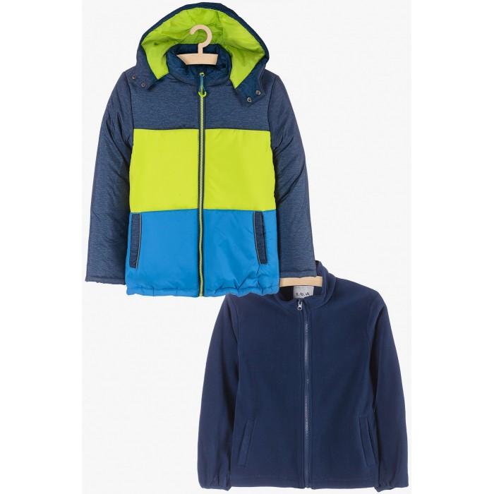 Верхняя одежда 5.10.15 Куртка зимняя для мальчика 1A3906