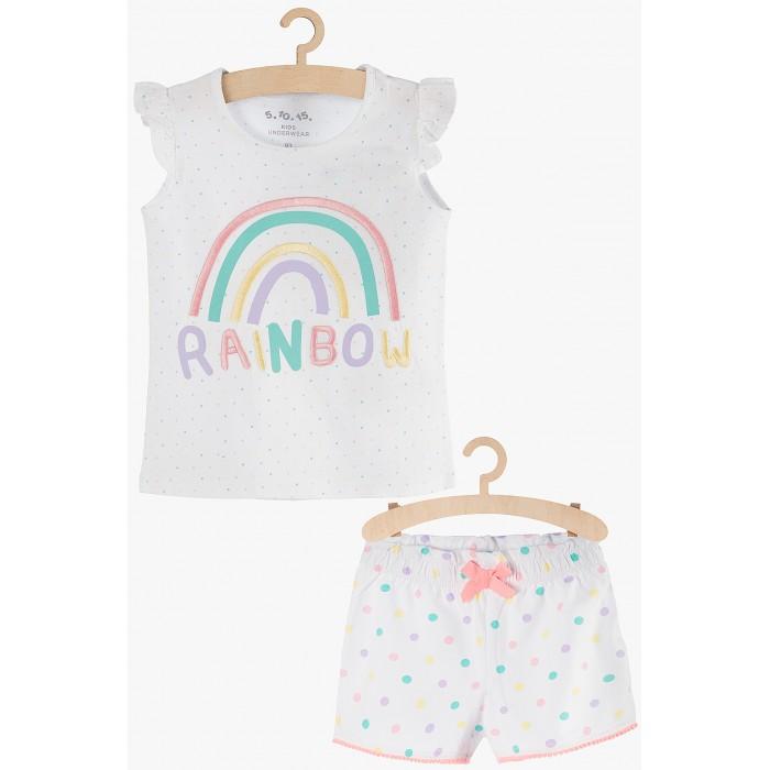 Купить Домашняя одежда, 5.10.15 Пижама для девочек 3W3818