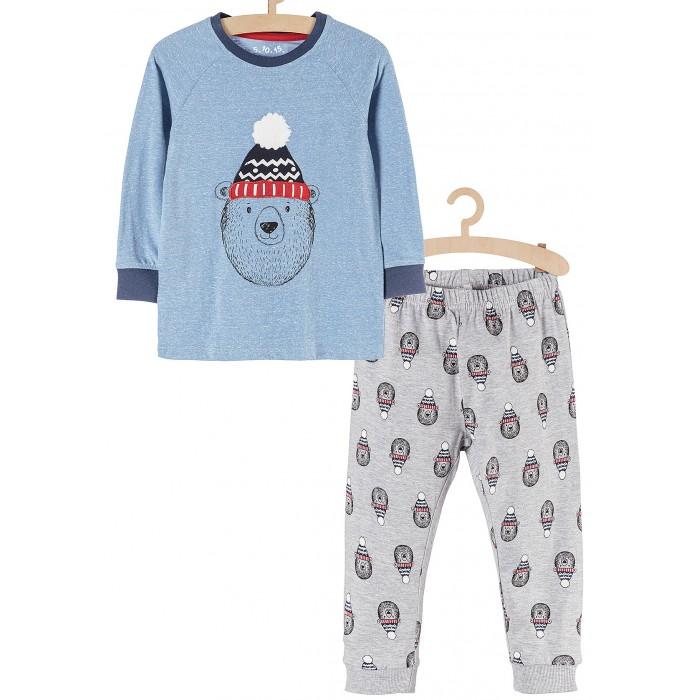 Купить Домашняя одежда, 5.10.15 Пижама для мальчика 1W3718