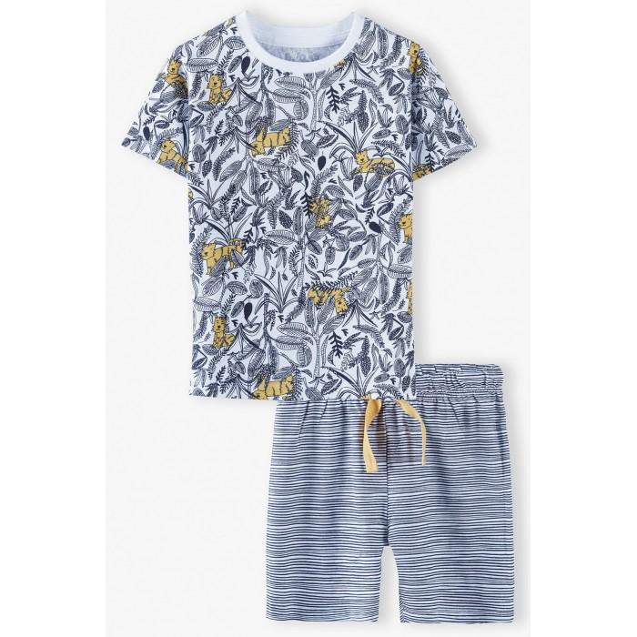 Фото - Домашняя одежда 5.10.15 Пижама для мальчика 1W4011 домашняя одежда mayoral newborn пижама для мальчика 2767