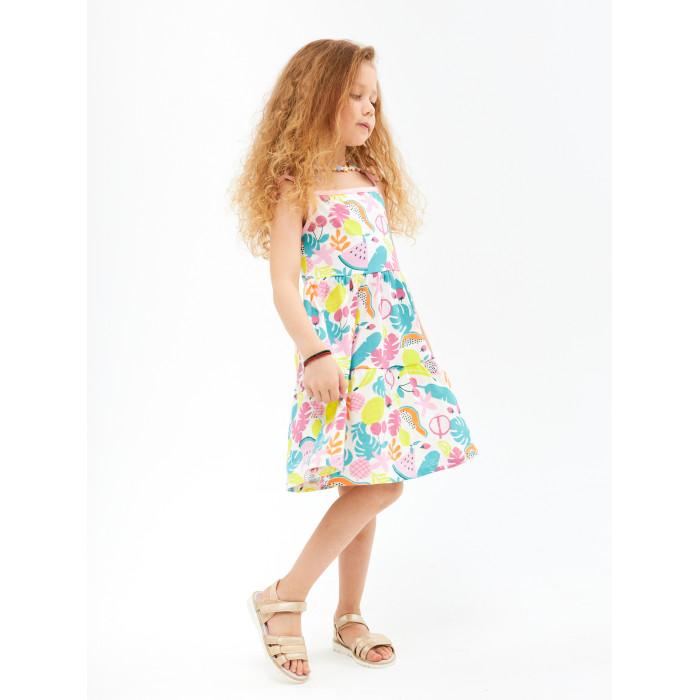 Купить Платья и сарафаны, 5.10.15 Платье для девочки 3K4031