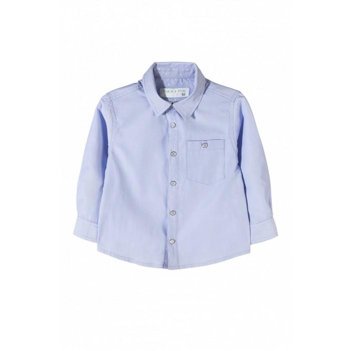 5.10.15 Рубашка для мальчика 1J3502