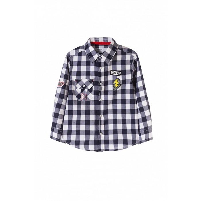 5.10.15 Рубашка для мальчика 1J3505