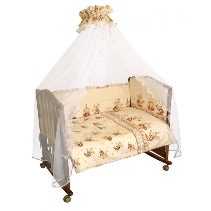Постельное белье Сонный гномик Пчелки (3 предмета) цена