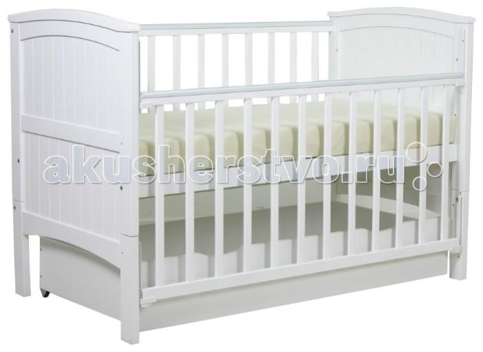 Детская кроватка Фея 310 (поперечный маятник)