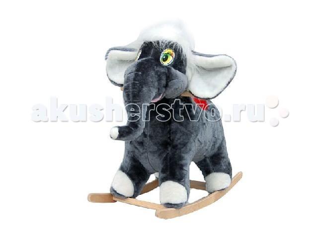 Качалки-игрушки Тутси мягкая Слон