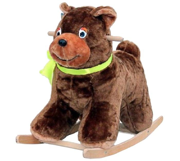 Качалки-игрушки Тутси мягкая Медведь
