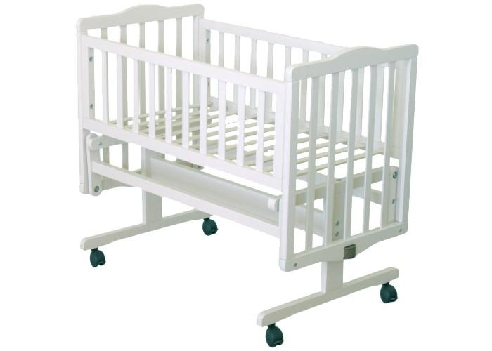 Детская мебель , Колыбели Можга (Красная Звезда) Софьюшка С-852 маятник поперечный арт: 7499 -  Колыбели