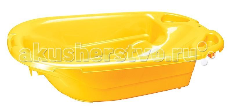 детские ванночки russia ванна детская океаник Детские ванночки Бытпласт Ванна детская универсальная