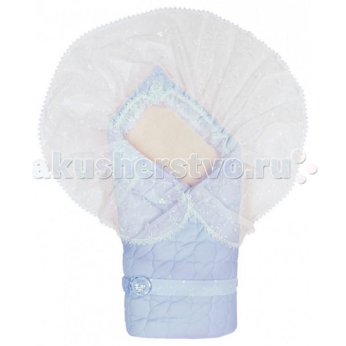 Сонный гномик Конверт-одеяло ЗимушкаКонверт-одеяло ЗимушкаКонверт-одеяло на выписку Зимушка из стёганого полотна, отделанный кружевом. Вуаль можно отстегнуть, изделие утеплено натуральной овечьей шерстью на синтетической основе. Декорирован конверт шевроном с роскошной короной, вышитой пайетками.  Тёплый одеяло-конверт на выписку из роддома Верхняя ткань - сатин, 100% хлопок!!! Мех: 80% натуральная овечья шерсть, 20% ПЭ Отделка великолепным кружевом Отстегивающаяся вуаль Вышитый пайетками шеврон с роскошной короной Размер 100 х 100 см<br>