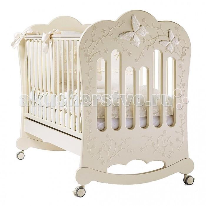 Детские кроватки Feretti Charme качалка детские кроватки ведрусс таисия 2 качалка