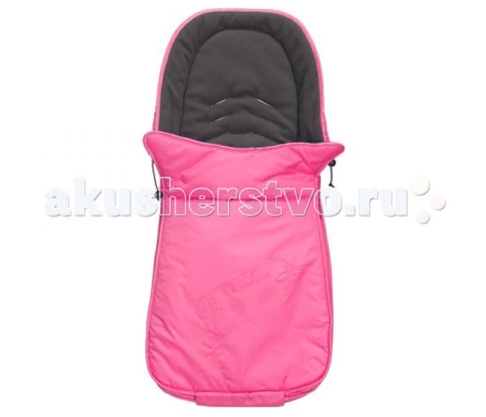 Демисезонный конверт Casualplay Footmuff 010106Footmuff 010106Footmuff - утепленная муфта для ног, выполнена в модном спортивном дизайне и предназначена для малышей в возрасте от рождения и до 15 месяцев.   Муфта согреет малыша в прохладную погоду. Внешняя поверхность конверта изготовлена из плотной, водонепроницаемой ткани, а внутренняя из флиса, мягкого и очень приятного на ощупь.   В спинке муфты предусмотрены прорези для ремней безопасности коляски, с помощью которых она надежно крепится к коляске. Застежка выполнена в виде молнии, которая легко расстегивается и при желании верхнюю часть муфты просто снять и у вас получится теплый матрас. Муфту рекомендуют стирать машинной стиркой, в щадящем режиме при 30С и столько раз, сколько потребуется.   С Footmuff вы вручите тепло своему малышу во время прогулок. Он прекрасно защитит вашего ребенка от холода, как в люльке, так и в коляске.   Идеально подходит к коляскам Casualplay.  Для детей от рождения и до 15 месяцев. Размер конверта: 36х84х10 см<br>