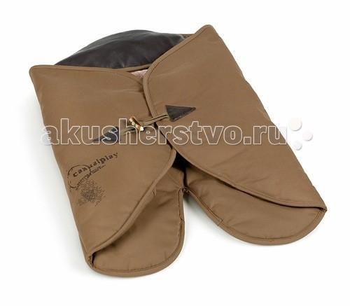 Детская одежда , Конверты-трансформеры Casualplay Утепленный конверт для ног Sleeping Bag Blue Monkey арт: 13185 -  Конверты-трансформеры
