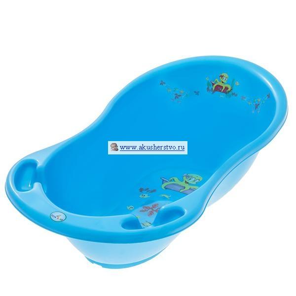 Детские ванночки Tega Baby Ванна детская Осьминог 102 см подставки для ванны tega baby подставка под ванночку 102 86 см