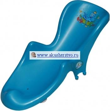 где купить Горки и сидения для ванн Tega Baby Горка для купания Осьминог по лучшей цене