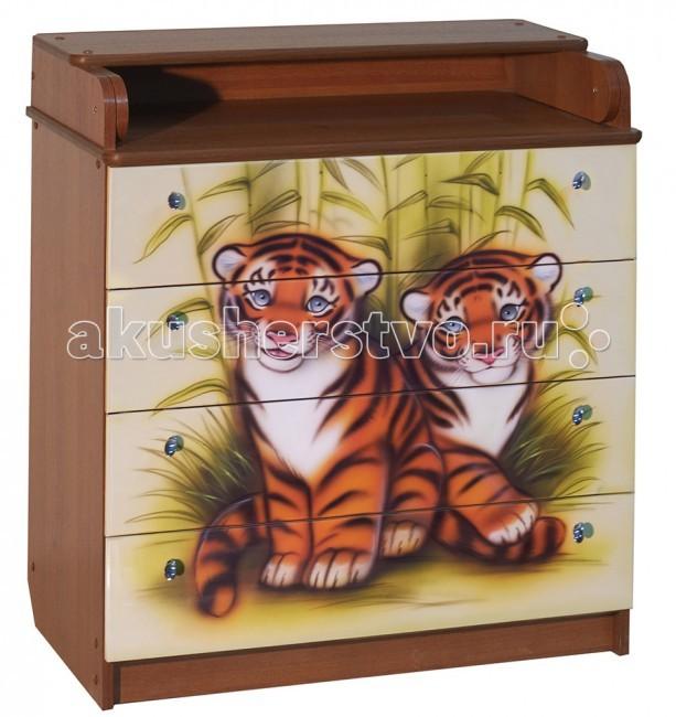 Комоды Влана Тигры (ДСП)