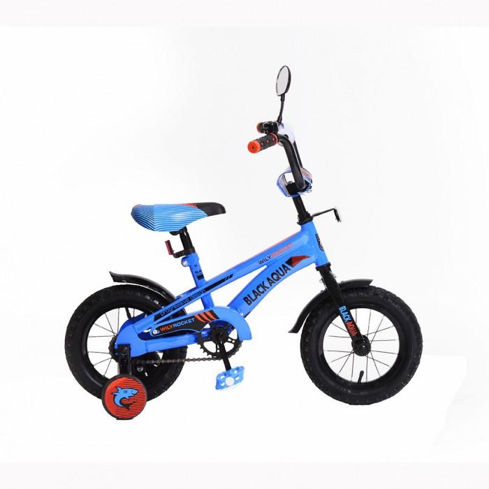 цена на Двухколесные велосипеды А.В.Т.Спорт BA Wily Rocket 12 1s со светящимися колесиками