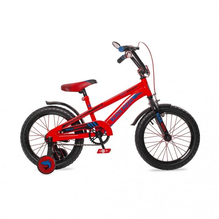 Фото - Двухколесные велосипеды А.В.Т.Спорт BA Wily Rocket 16 1s двухколесные велосипеды velolider rush sport 16