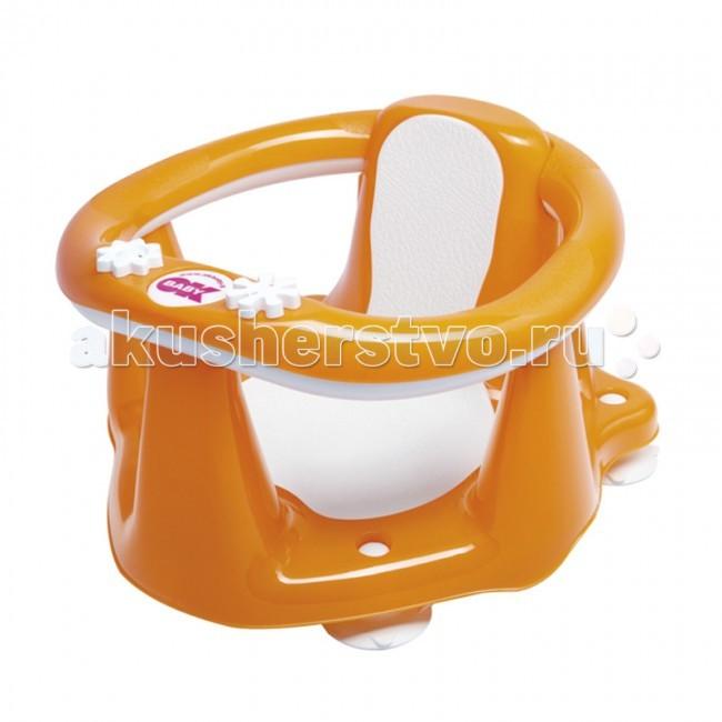 Купание малыша , Горки и сидения для ванн Ok Baby Сиденье в ванну Flipper Evolution арт: 2795 -  Горки и сидения для ванн