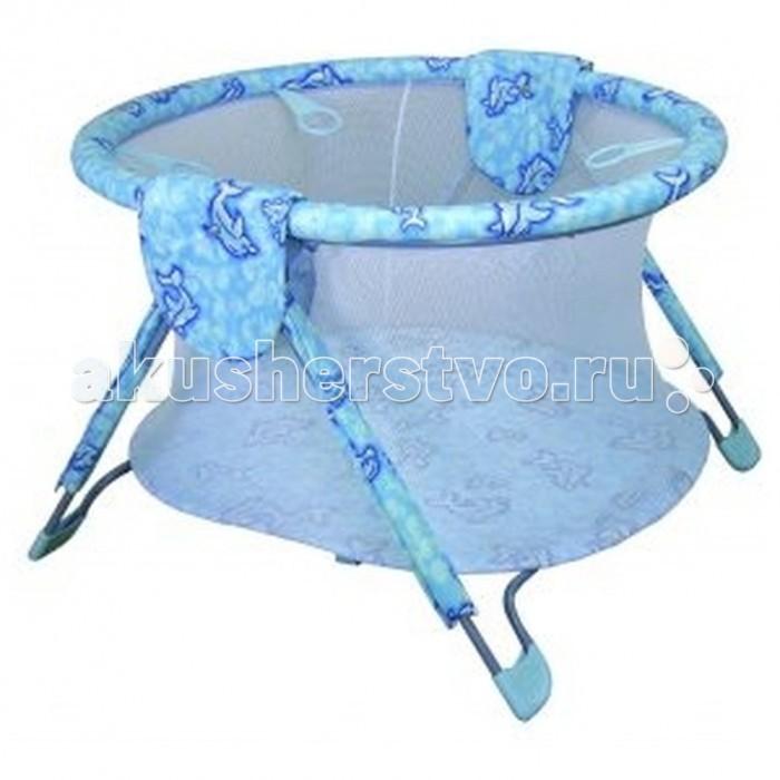 Детская мебель , Манежи Фея Арена 5411 арт: 10504 -  Манежи
