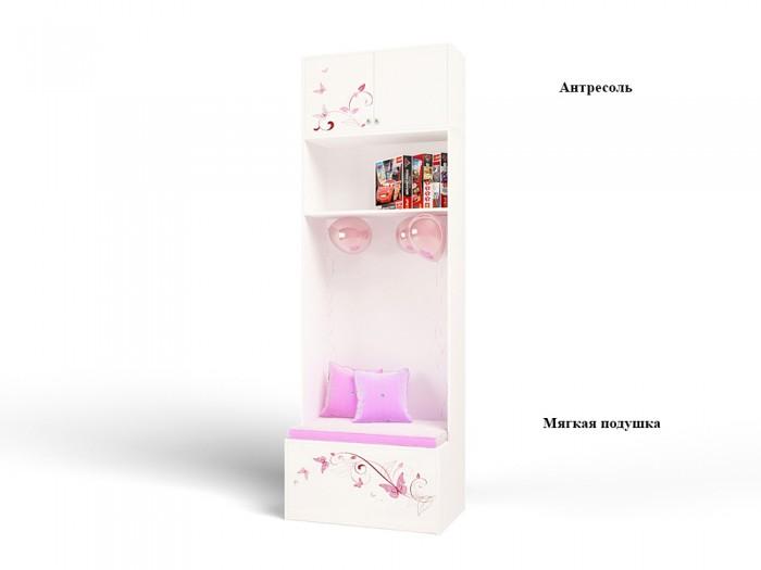 Купить Аксессуары для мебели, ABC-King Антресоль Фея 2 с дверцами 40х30х40 см