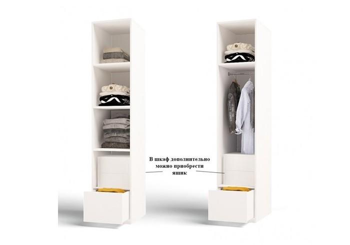 Аксессуары для мебели ABC-King Блок с 2-мя ящиками для 2-х дверного шкафа Swarovski Фея