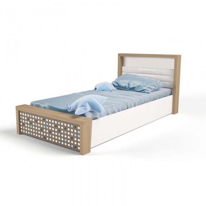 Купить Кровати для подростков, Подростковая кровать ABC-King Mix №5 c подъёмным механизмом 160x90 см