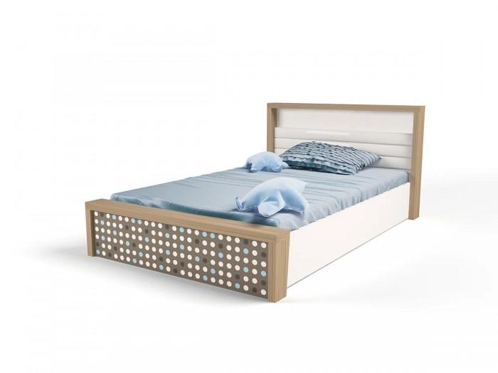 Купить Кровати для подростков, Подростковая кровать ABC-King Mix №5 c подъёмным механизмом 190x120 см