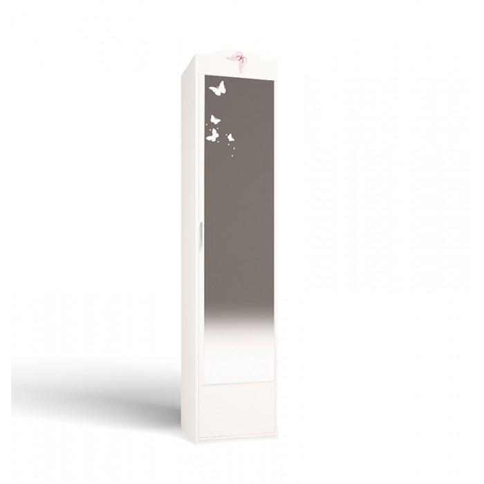 Купить Шкафы, Шкаф ABC-King с 1-й дверью с зеркалом Swarovski Фея (правый)