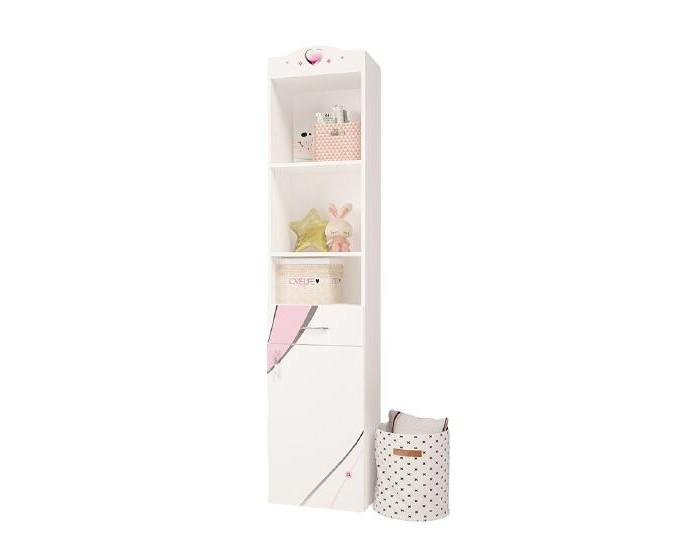 Шкафы ABC-King Стеллаж узкий Princess (правый)