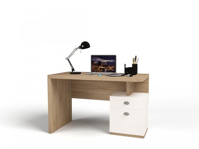 Купить Детские столы и стулья, ABC-King Стол письменный Mix Ocean (левый)