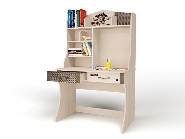 Детские столы и стулья ABC-King Стол с надстройкой Pirat детские столы и стулья abc king стол с надстройкой la man