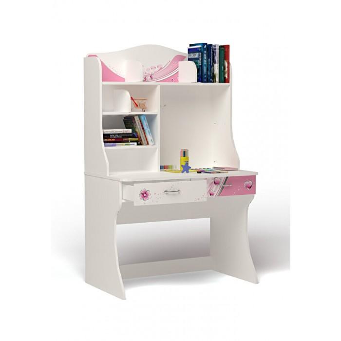 Детские столы и стулья ABC-King Стол с надстройкой Princess