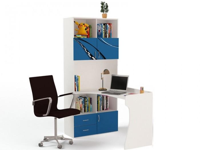 Шкафы ABC-King Стол-стеллаж Formula (левый)