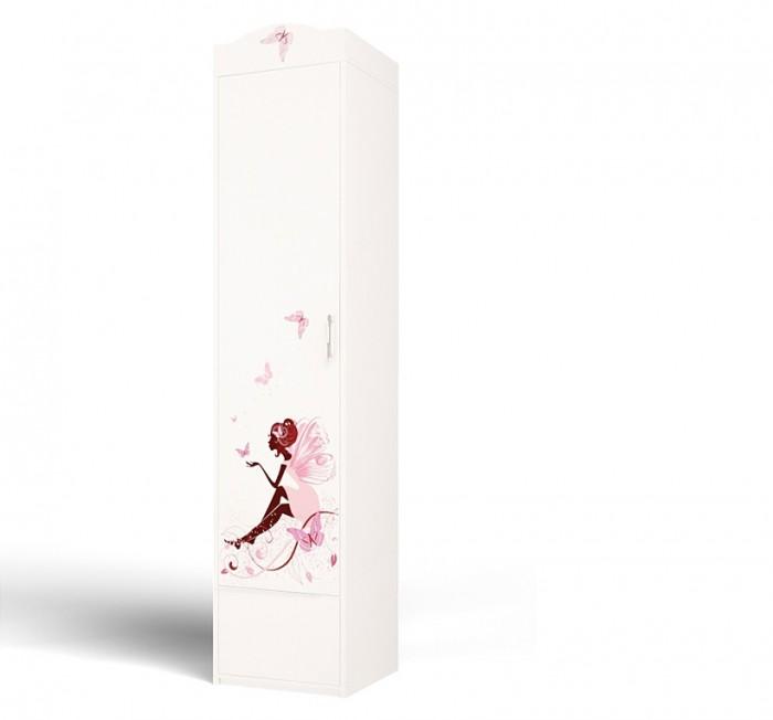 Купить Шкафы, Шкаф ABC-King Swarovski Фея 2 с одной дверью с рисунком Феей (левый)