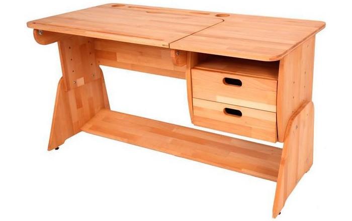 Абсолют-Мебель Парта Школярик С412-1 с мольбертом 120 см