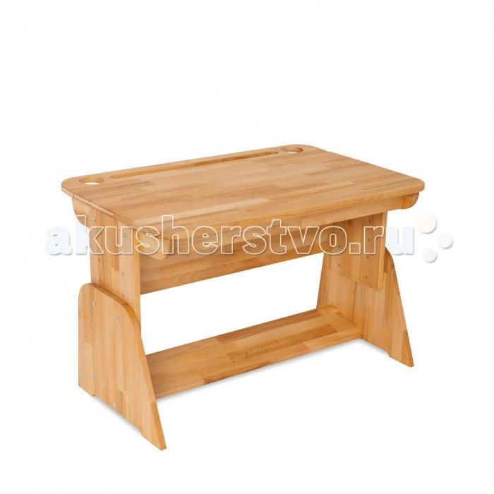 Абсолют-Мебель Парта Школярик с мольбертом 90 смПарта Школярик с мольбертом 90 смАбсолют-Мебель Парта Школярик с мольбертом 90 см – это идеальное решение!  Изготовлена из бука - единственной древесины, которая в советские времена была разрешена для изготовления палочек для мороженного ввиду того, что микрочастицы, которые могут случайно попасть в детский животик, не нанесут ему вреда.  Покрытие - льняное масло или тонировка по итальянской технологии. САМОЕ ВАЖНОЕ в парте  Школярик C490 - то, что она регулируется по высоте.Малыш растет - растет и парта.  Парта Школярик в комплекте со стульчиком Школярик- отличная профилактика сколиоза. Каждая деталь выполнена согласно ГОСТу, в том числе и подставка для ног, которая играет немаловажную роль для правильной посадки ребенка.  Имеется вместительная ниша - пенал под столешницей. Уникальность данной модели в том, что она снабжена фиксаторами. Не нужно держать столешницу навесу. Данная модель превращается в МОЛЬБЕРТ! Теперь рисовать стало еще интереснее и увлекательнее. Два отверстия - подстаканника обеспечат удобство, пролитые cтаканчики с водой теперь не будут отвлекать от творческого процесса! Наклонная столешница для правильного письма (благодаря наклонной столешнице обеспечивается правильный угол зрения, глазки дольше не устают).<br>