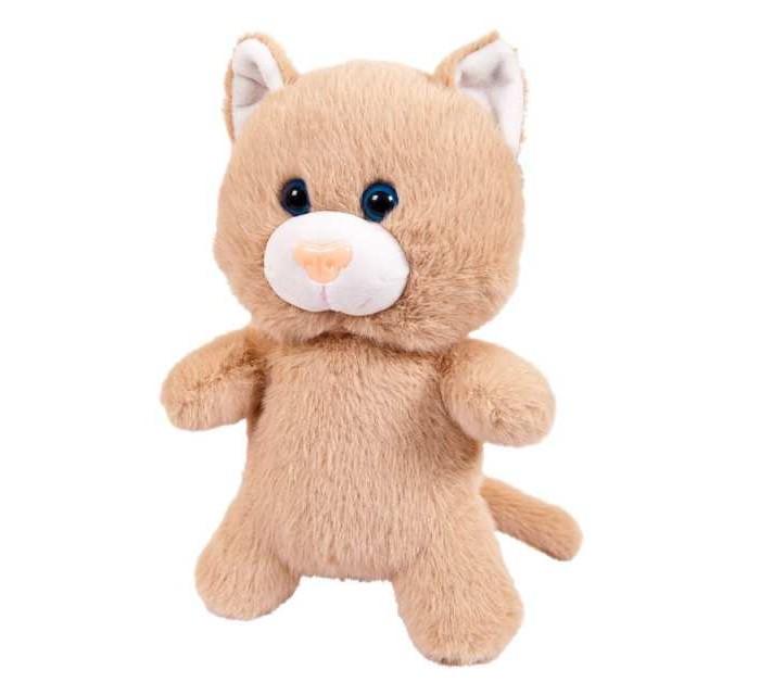 Купить Мягкие игрушки, Мягкая игрушка ABtoys Флэтси Кот 24 см