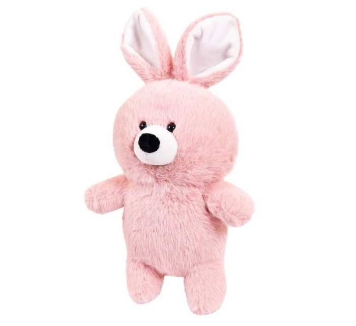 Купить Мягкие игрушки, Мягкая игрушка ABtoys Флэтси Кролик 24 см