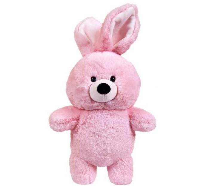 Мягкие игрушки ABtoys Флэтси Кролик 27 см