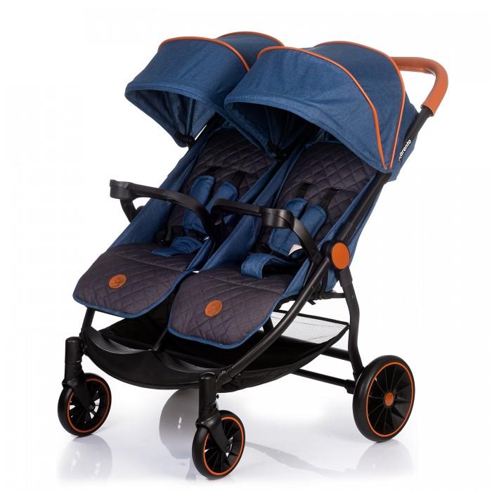 коляски для двойни и погодок Коляски для двойни и погодок Acarento Bellezza Duo для двойни