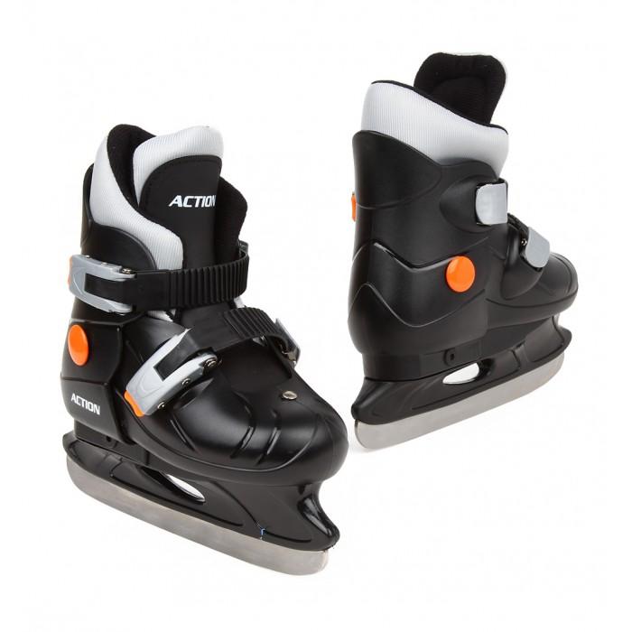 Ледовые коньки и лыжи Action Коньки фигурные PW-219