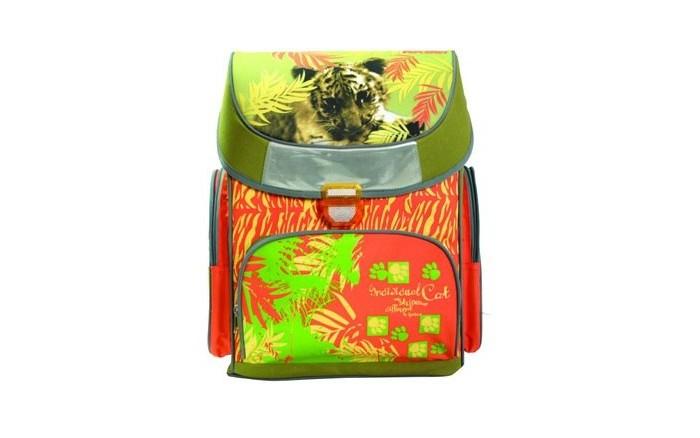 Развитие и школа , Школьные рюкзаки Action Школьный рюкзак Animal Planet арт: 12022 -  Школьные рюкзаки