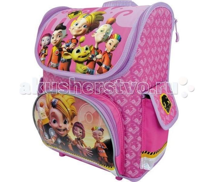 Развитие и школа , Школьные рюкзаки Action Ранец школьный Алиса арт: 111253 -  Школьные рюкзаки