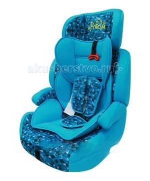 Автокресло Actrum 515-DL515-DLДетское автокресло Actrum 515-DL с длительным сроком использовани, группы 1-2-3 (вес - от 9 до 36 кг, возраст - от 9 месцев до 12-ти лет). Дети весом от 9 до 18 кг должны пристегиватьс ремнми, которыми оснащено сиденье; дети от 18 до 25 кг должны быть пристегнуты стандартными ремнми безопасности.  Модель имеет внутренн вставку с собственными ремнми безопасности дл перевозки малышей от 1 года, глубокое сидение с подголовником и защитными бортами предназначено дл детей от 3 до 7 лет, а съемна спинка превращает кресло в бустер дл школьников. Сиденье моетс теплой водой с мылом, мгкий чехол можно стирать вручну.  Особенности:  Конструкци обеспечивает правильну позици, полный комфорт и максимальну безопасность Благодар 5-ти точечным ремнм с мгкими накладками, регулируемыми по высоте, вашему малышу будет комфортно в кресле, а вы можете быть уверены в его безопасности 5-точечные ремни безопасности с центральной регулировкой и карабином, который не сможет открыть ребёнок Съёмные ремни безопасности, когда ребёнок вырастает из 5-точечной системы и начинат использоватьс штатные ремни безопасности автомобил Удобные, легко снимащиес, мощиес чехлы с мгкой набивкой Конструкци автокресла отвечает самым строгим требованим Европейского стандарта безопасности ЕСЕ R44/03  Внимание: автокресло нельз устанавливать на сидении с вклченной подушкой безопасности.<br>