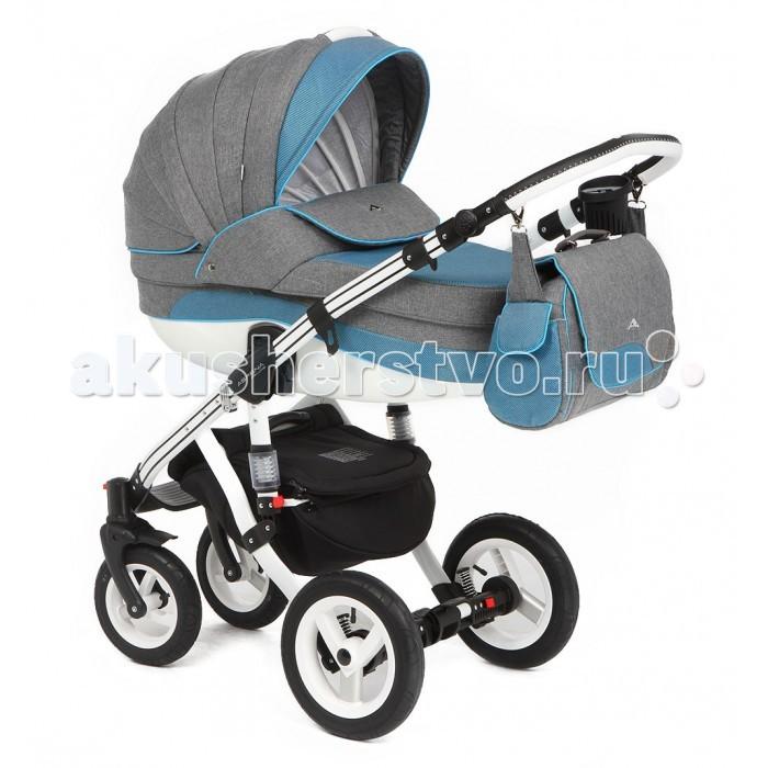 Детские коляски , Коляски 3 в 1 Adamex Aspena Delux 3 в 1 арт: 386824 -  Коляски 3 в 1
